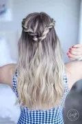 25 quick and easy hairstyles for long hair 00044