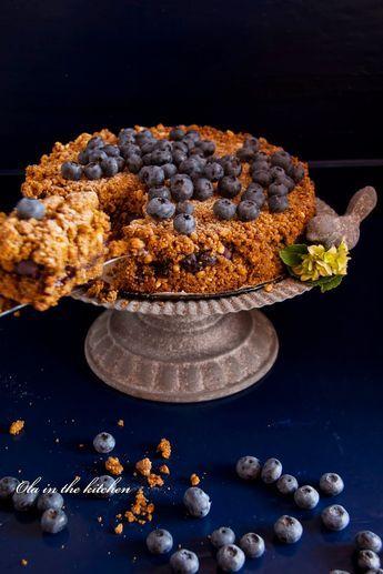 Ola in the Kitchen: Kruszaniec z mąki z ciecierzycy