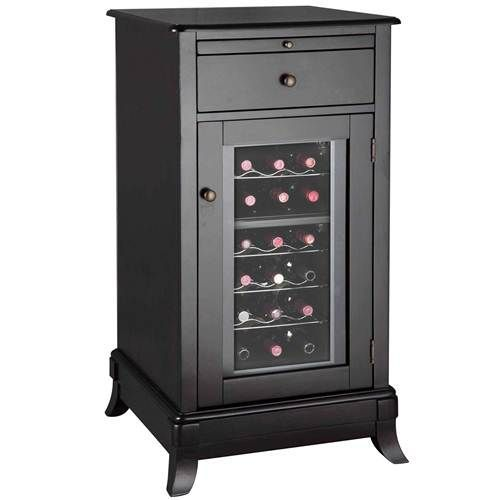 Vinotemp Cava 18-Bottle Dual-Zone Wine Cellar. Could I Annie Sloan this and change the hardware??