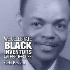 Image result for otis boykin