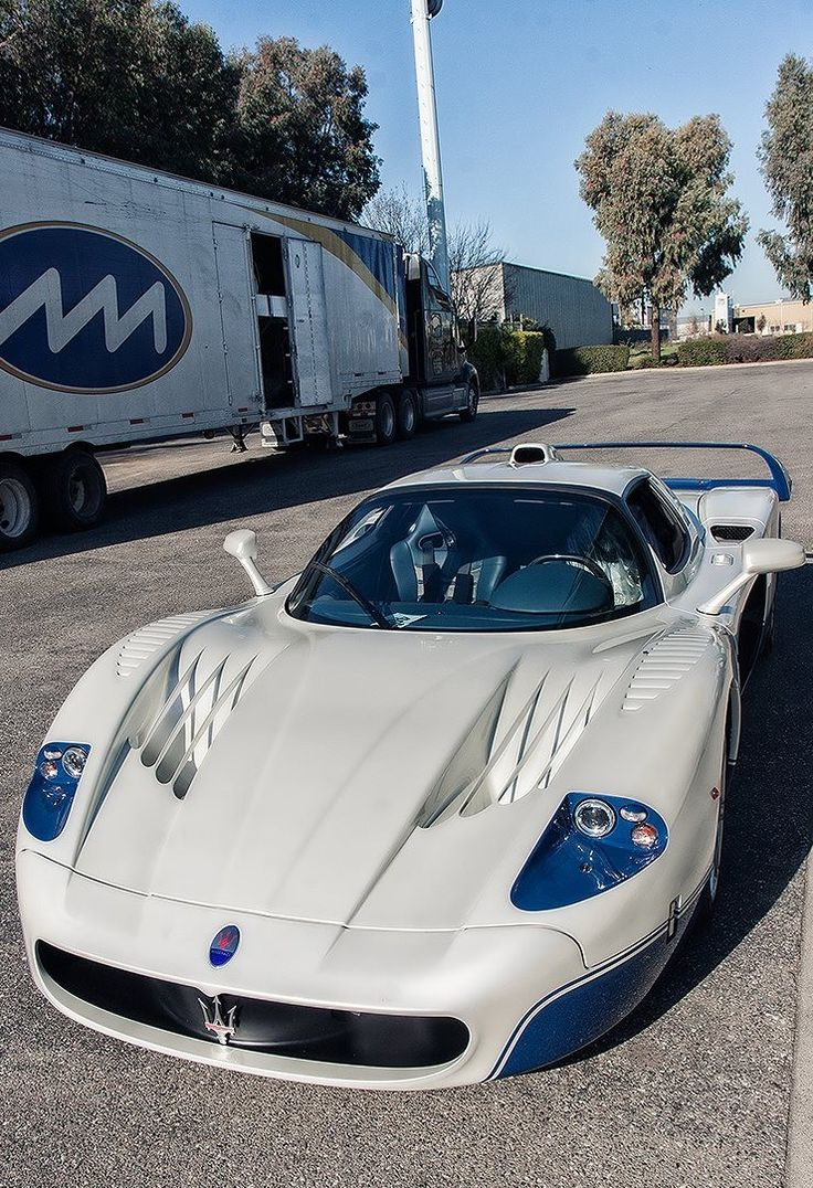 Maserati MC12. Learn how to lease this vehicle with Premier Financial Services. https://Premierfinancialservices.com - more amazing cars here: http://themotolovers.com