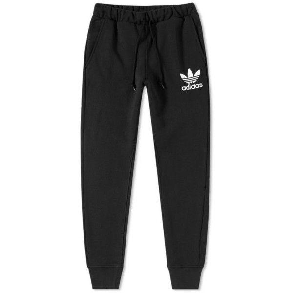 Adidas ADC Fashion Sweatpant ($85) ❤ liked on Polyvore featuring activewear, activewear pants, sweat pants, adidas sportswear, adidas, adidas activewear and adidas sweatpants