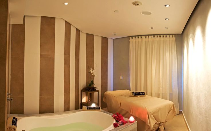 Spa at the Iberostar Grand Rose Hall Resort.  To book your stay at the Iberostar Rose Hall Resort, speak to one of our Vacation Specialists at 1-888-685-6888 or read our blog for more: http://ow.ly/EH7q1.