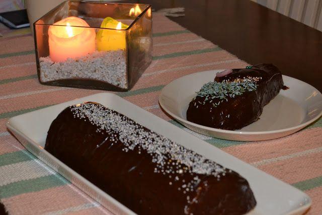Erittäin helppo ja nopea tekoinen kakku. Tämän osaa jokainen :)! Ja maku on tyrmäävän ihana!