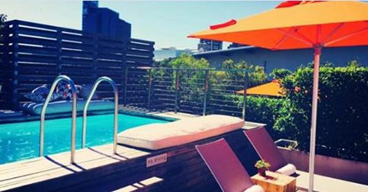 Enjoy our best new places in Cape Town and surrounds with#CapeTownMagNew. One more each day - so whenever you're bored.....#CapeTownMagNew. Batstone Pool, Cafe and Bar in Cape Town. De Waterkant's rooftop play place and work space: a chic spot to swim, sip, nosh and network. http://www.capetownmagazine.com/batstone-pool-cafe-and-bar