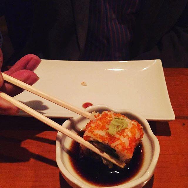 SAKURA Sushi run continues #sushi #food #japanesefood #islamabad #sakura ---->>> Islamabad food blog #linkinbio