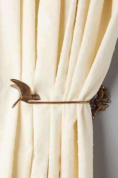 Curtains Ideas anthropologie curtain tie backs : 17 Best images about Kids Room on Pinterest | Rod pocket curtains ...
