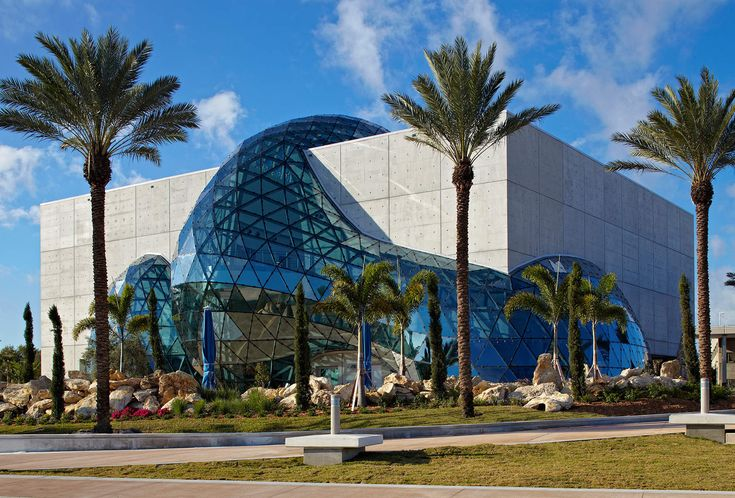 Thrillist | HOK's Dali Museum is named among the 11 most stunning new architecture projects in America.