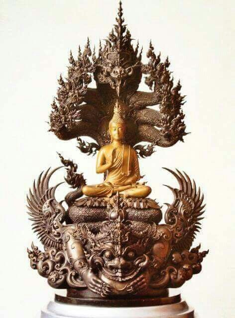 Thai Buddha Statue BUDDHA / STATUES / ICONS  : More @ FOSTERGINGER @ Pinterest