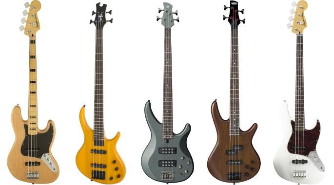 Here is a good guide to Cheap Bass Guitars.
