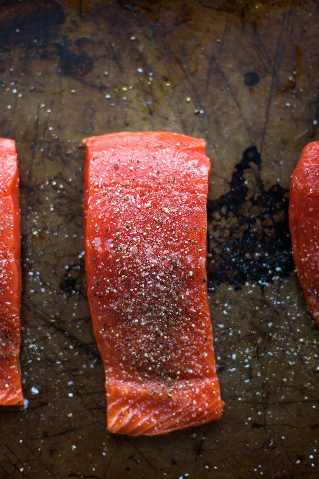 Cooking salmon on the stove is an easy method that will guarantee you have a perfect piece of fish every time.