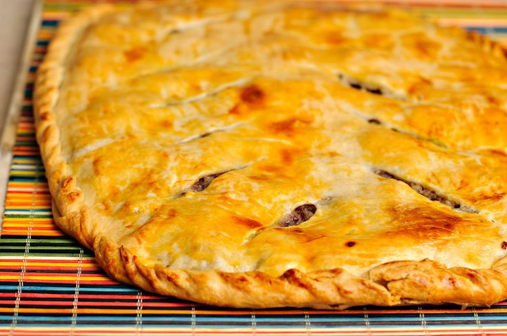 We lived in Uzbekistan for several years and we just LOVE Uzbek cuisine! This pie is simply amazing! Melts on your tongue kind of good! Thank you Lola Elise for sharing this recipe!