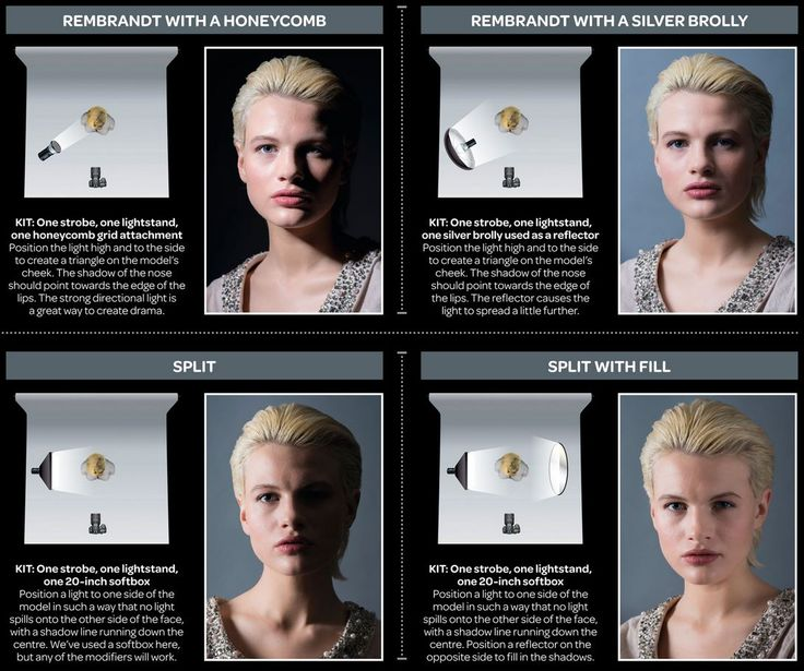 Portrait Lighting Guide
