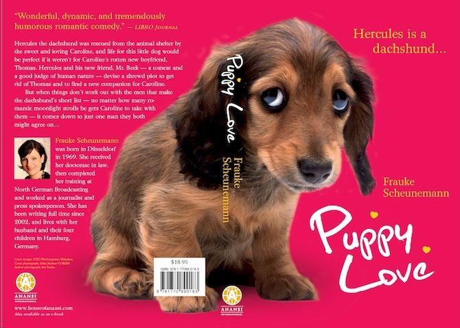 Frauke Scheunemann's Puppy Love