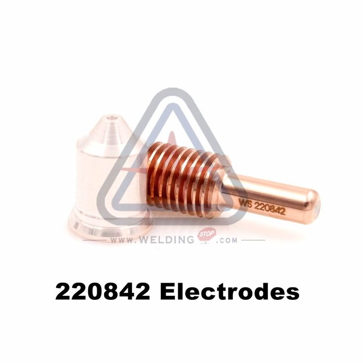 13.88$  Watch now - 220842 WS Plasma Torch Electrodes aftermaket fit 220941 220816 220819 220990 220930 Nozzle Tips Qty-5   #buyininternet