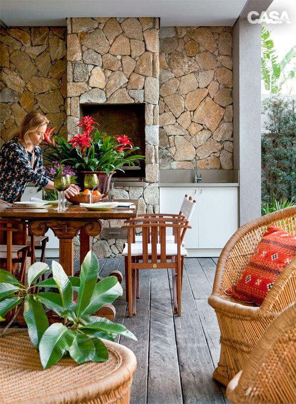 quintais decorados - Pesquisa Google
