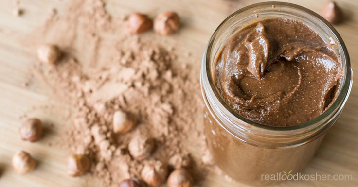 This homemade nutella is made from just 3 ingredients and is very quick and easy…