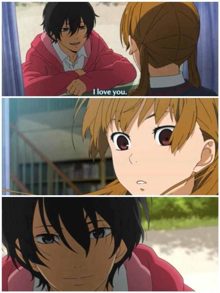Haru chan, so adorable and thweet!! Loved his pure true heart!! #Tonarinokaibutsukun  #manga #anime