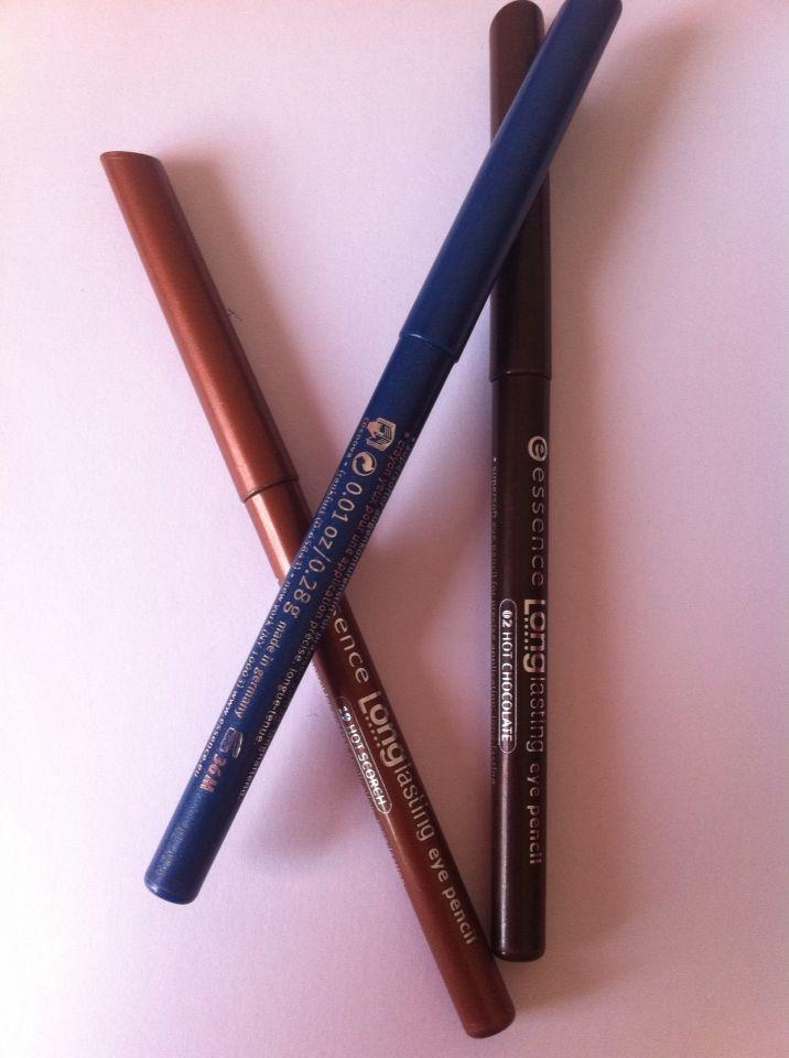 ESSENCE - longlasting eyes pencil