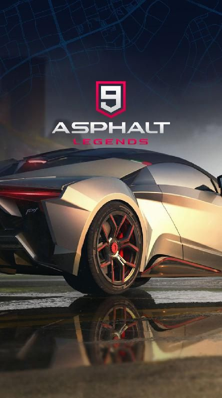 Asphalt 9   Smartphone Wallpapers   Games, Wallpaper, Concept Cars