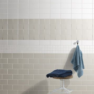 10 best douche images on Pinterest Tile murals, Showers and Cubes