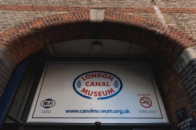 Waitrose Wine Event London Canal Museum