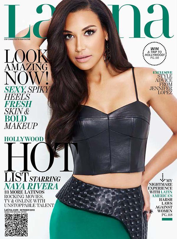 Naya Rivera for Latina Magazine, September 2013