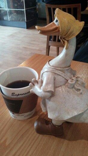 부산 감천 문화 마을의 커피집에서 엄마랑♥