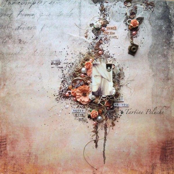 Layout by Tartine Peluche