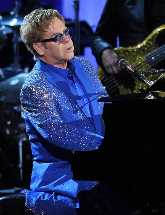 Elton John  @ THE GEC (Gaylord Entertainment Center) Nashville, Tennessee 2005