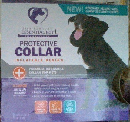 protective inflatable dog collar medium * Continue to the product at the image link. (This is an affiliate link and I receive a commission for the sales)