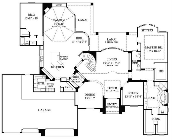 Traditional House Plans Home Design Gml E 564 19062 House Plans Traditional House Plans Luxury House Plans