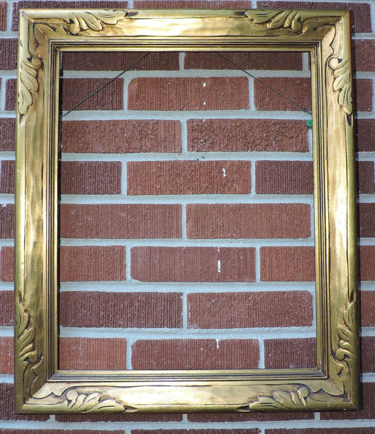 Arts And Crafts Frames Antique