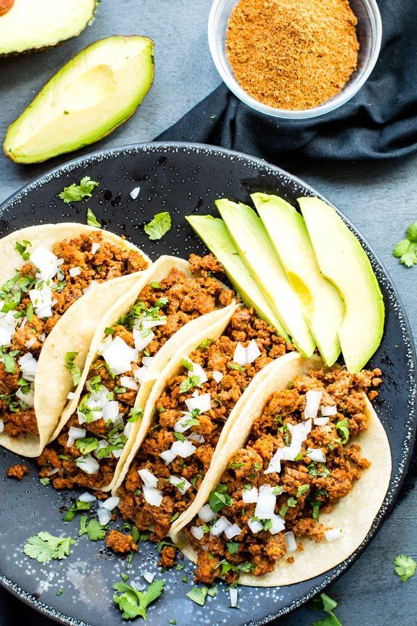 How to make soft corn tortilla tacos