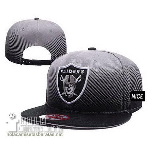 Gorras Planas Baratas NFL Oakland Raiders 008KT  €13.9