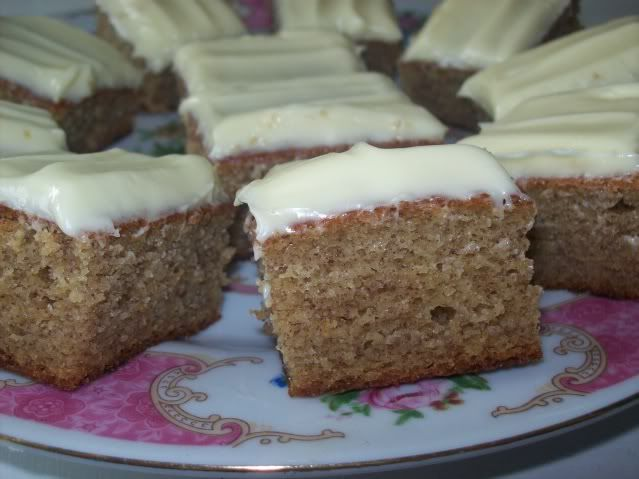 Thermomix Banana Cake with cream cheese icing recipe