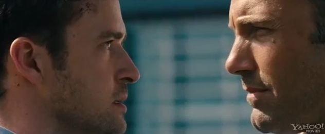 Have you seen the Runner Runner trailer? Both Justin Timberlake AND Ben Affleck are in it!