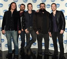 Home Free Photos Photos - Home Free attends the 2016 Inspirational Country Music Association Awards at Trinity Music City on October 27, 2016 in Hendersonville, Tennessee. - 2016 Inspirational Country Music Association Awards