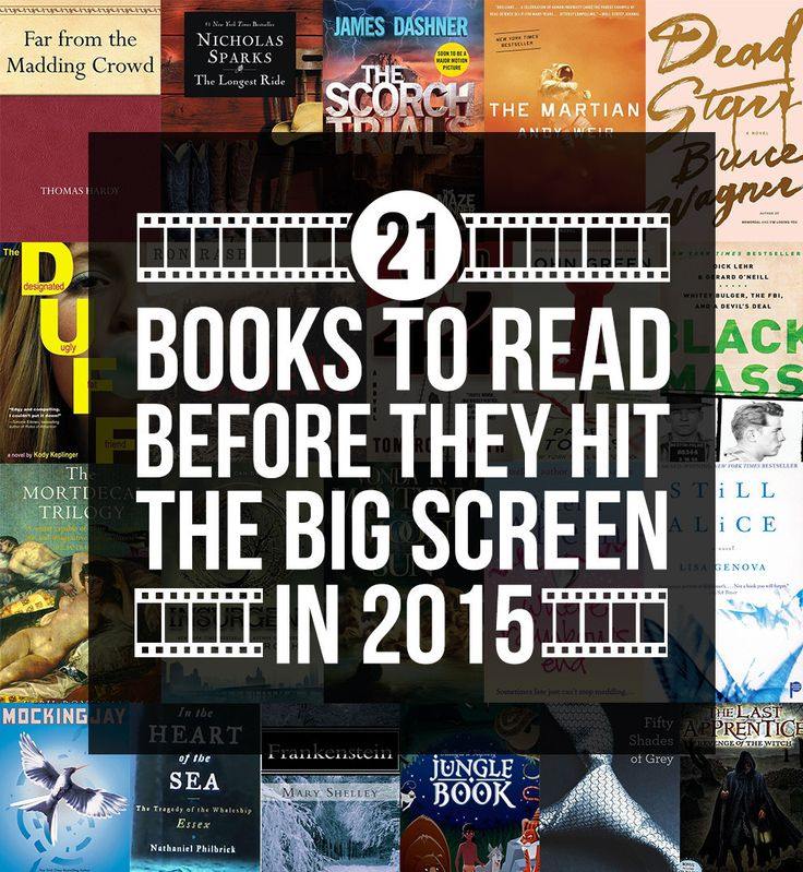 I might skip some of these but yay for a list of 21 books to read!!!
