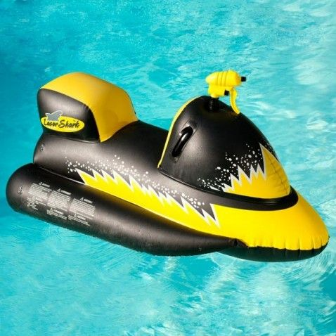 Jet ski gonflable Scoot Splash #bouée #gonflable #jeu #jeux #nage #natation…