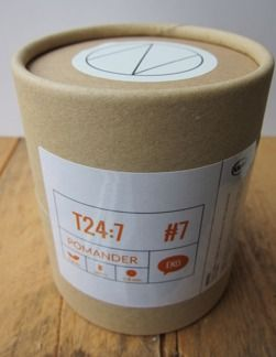 T24:7 #7 Pomander www.teadventskalendern.se