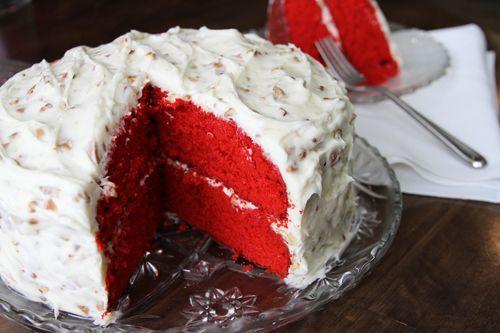 Red Velvet Cake and the Kindness of a Stranger