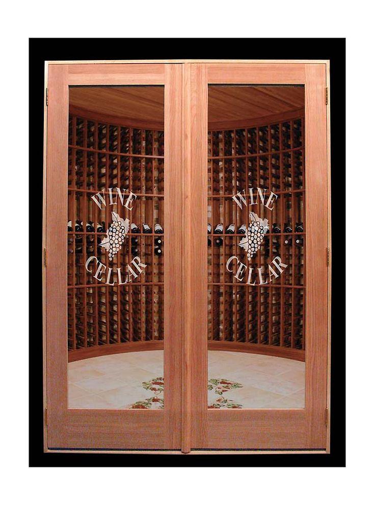 46 best Wine Cellar Doors images on Pinterest | Basement ...