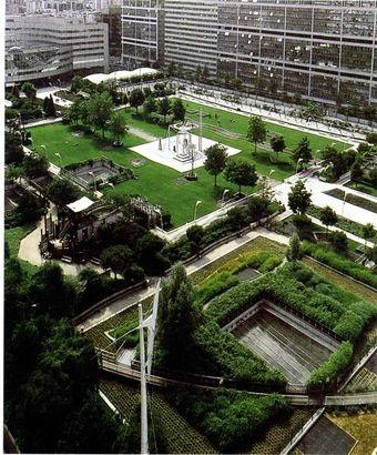 Jardin atlantique landscape design pinterest for Jardin atlantique