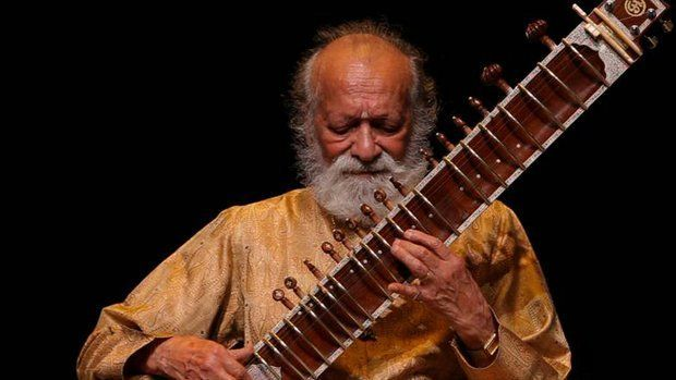 Músico Indio- Ravi Shankar