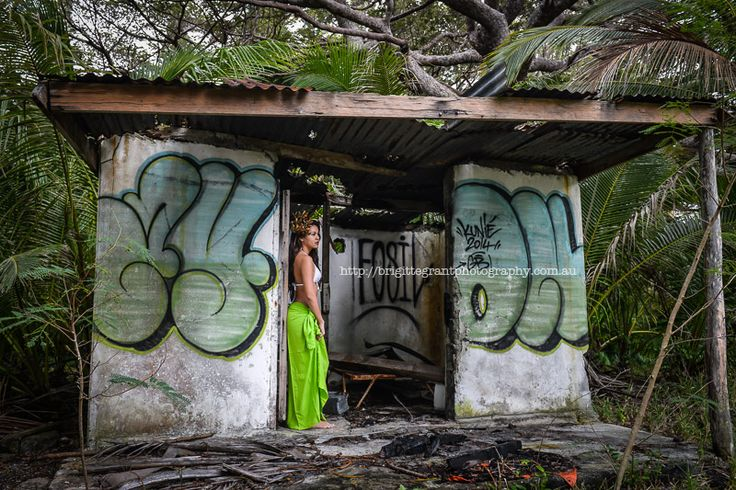 Photo: Brigitte Grant Photography©  Make-up: Corinne Govan
