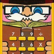 1970s calculator - had it. Loved it. Miss it.