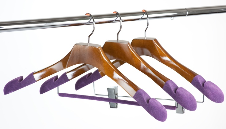 Suit & Jacket Hangers from the Women's Runway Collection at The Hanger Project