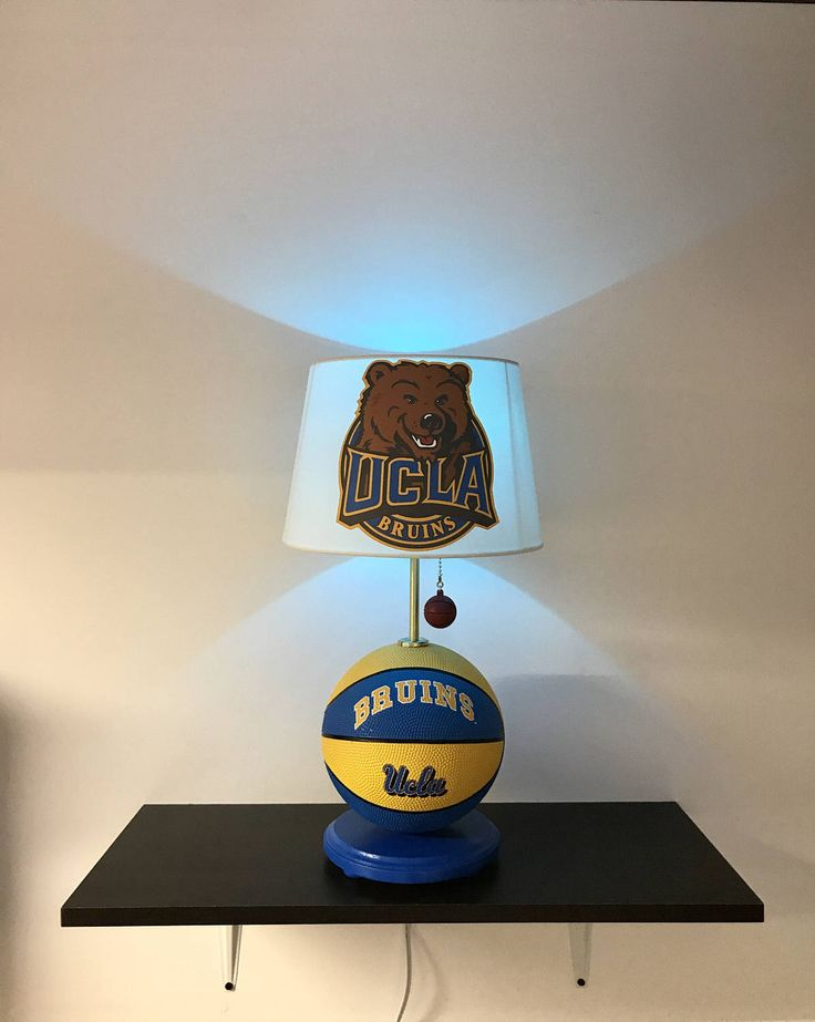 36 best Basketball Lamps images on Pinterest | Kids night lights ...
