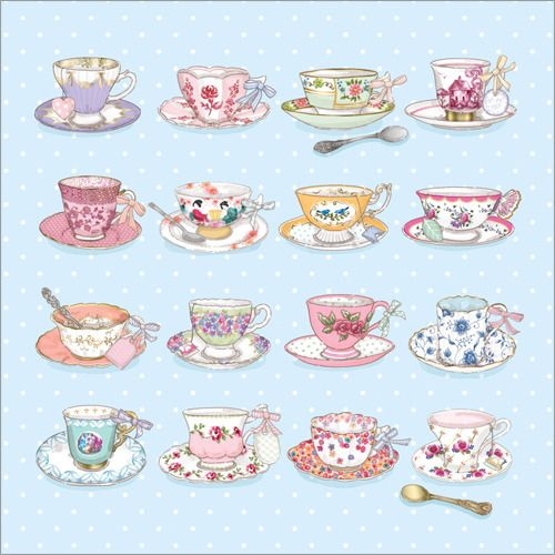 China Cups (LS65)